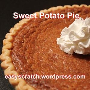 sweetpotatopie